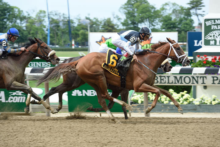 Curalina Belmont Acorn Stakes